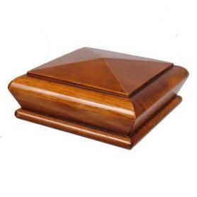 Pyramid Cap For 90mm Newel Posts In 2020 Newel Posts Wood Handrail Staircase Railing Design