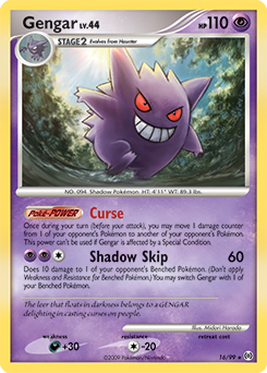 Gengar | POKEMON | Pinterest | Pokémon and Pokemon cards