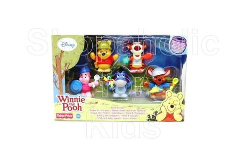 Fisher-Price .  Pooh and Pals Figure Pack .  To order: http://www.shopaholic.com.ph/toys.html#!/Fisher-Price-Pooh-and-Pals-Figure-Pack/p/29130674/category=6708182