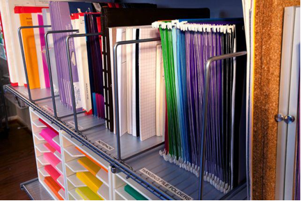 Guest Post An Organized Home Office Office Organization At Work Home Office Organization Office Organization Tips