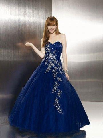 82dd449eded Beautiful blue dress