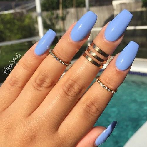 Acrylic Nails – 33 Best Acrylic Nails | Acrylics, Makeup and Nail nail