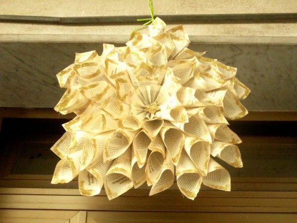 Addobbi natalizi fai da te con il riciclo (Foto)   Tempo libero pourfemme