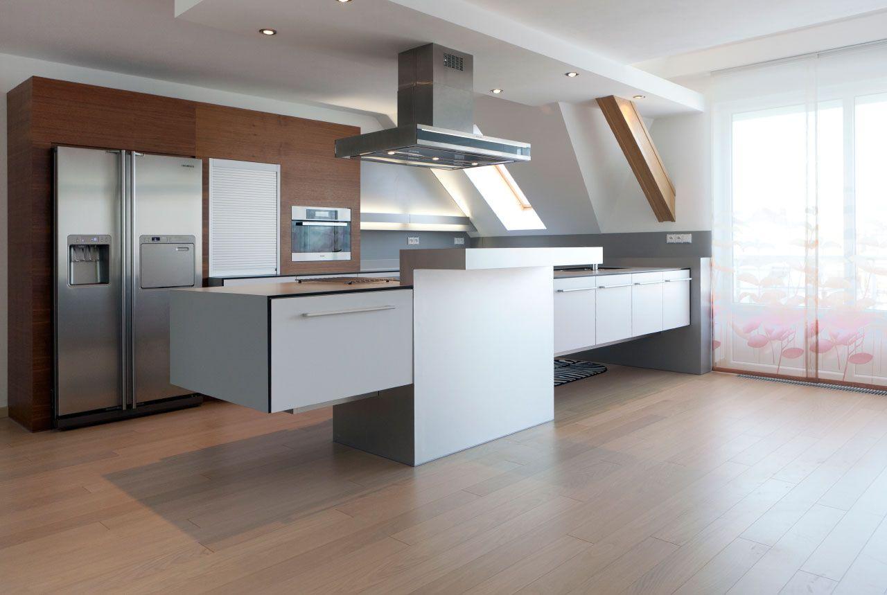 plan 3 küche (kuchyně) / Veselí / Anfreitung nach mass ...