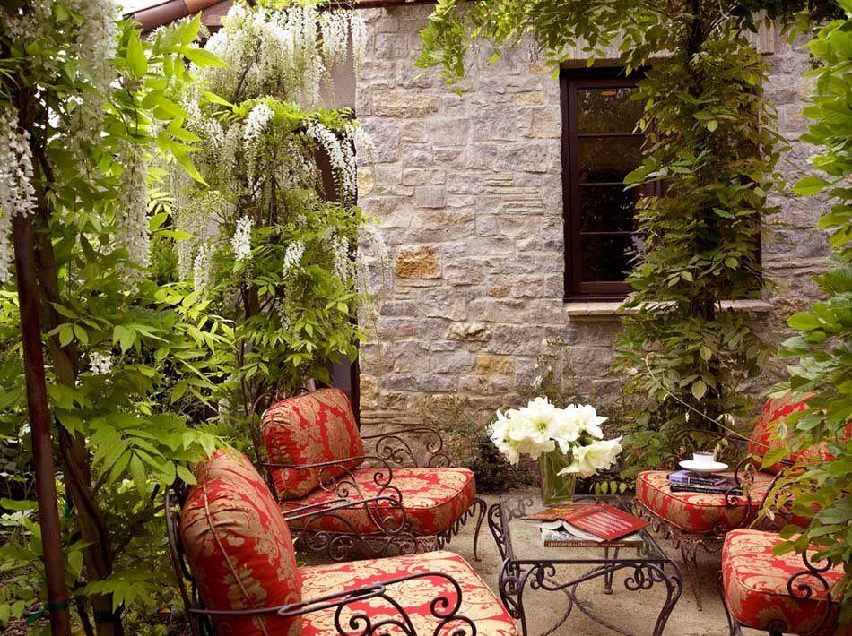 Aménagement terrasse de styles et inspirations différents ...
