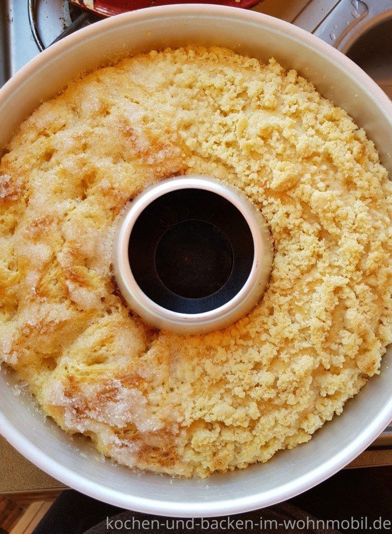 Kuchen Backen Im Omnia Backofen Streusel Zucker Oder Butterkuchen Kochen Und Backen Butterkuchen Omnia Backofen