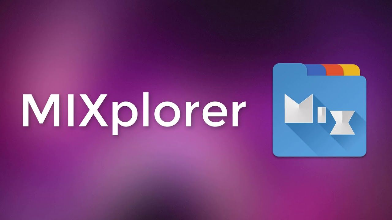 Download MiXplorer Free File Manager App For Android
