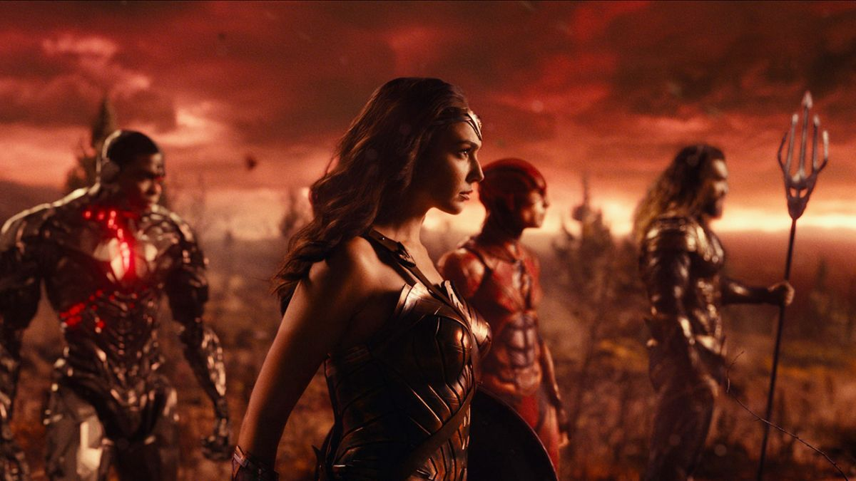 9 questions I have after watching Justice League Liga de