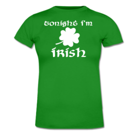 Tonight I´m Irish