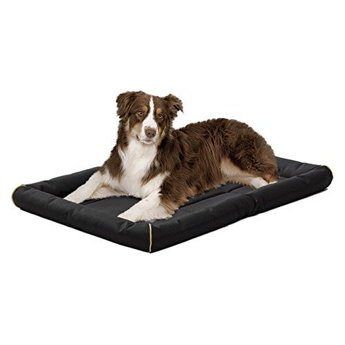 Midwest Quiet Time Maxx Ultra Rugged Pet Bed More Info Could Be Found At The Image Url Note It Is Affiliate Link To Amazon Tough Dog Beds Pets Dog Crate