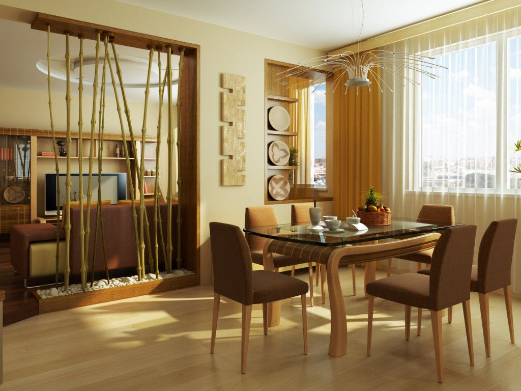 natural look on bamboo interior design ideas | new home design
