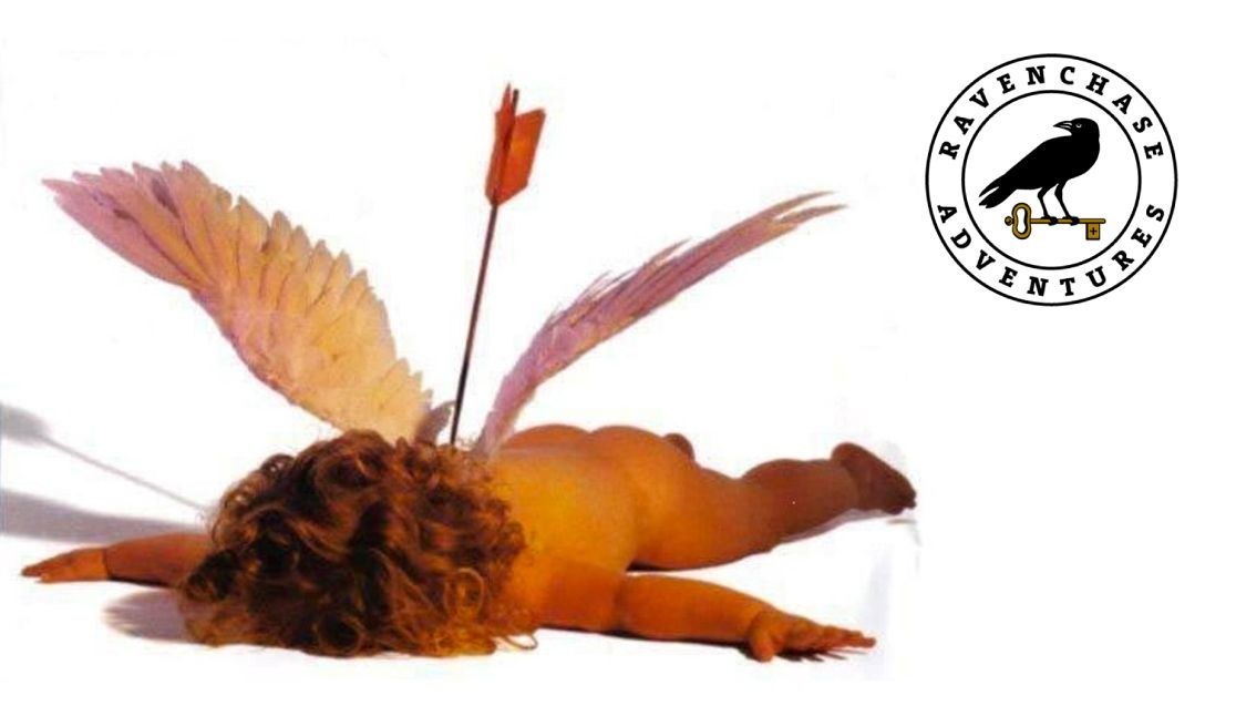Cupid Sucks, the latest puzzle hunt from Ravenchase Adventures is this weekend. Solace for the lonely puzzler?