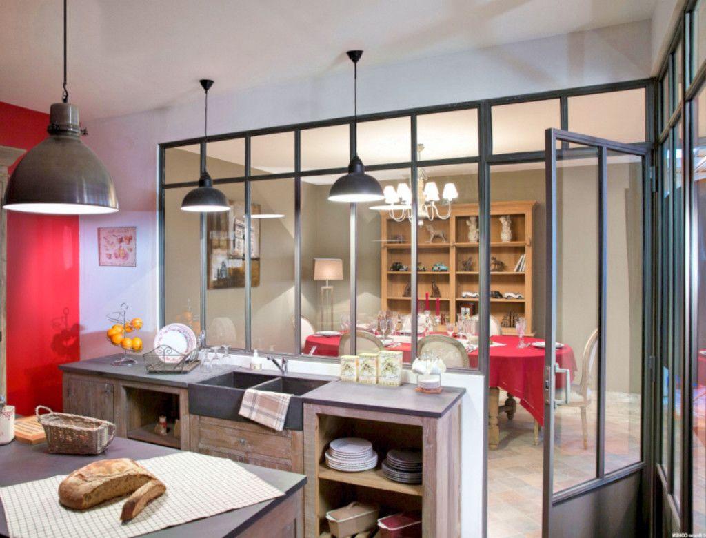 Ilot Central Ikea Le Bon Coin ~ Cusine Avec Verriere Id Es Pour La Maison Pinterest Verri Re