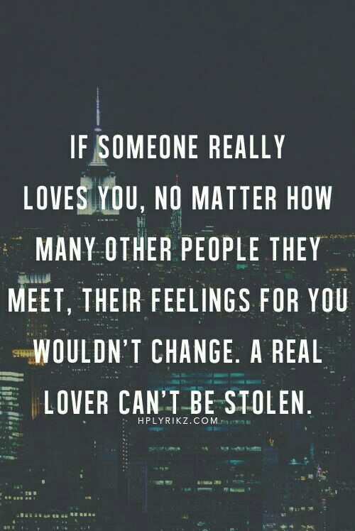 How we come to know that someone loves you