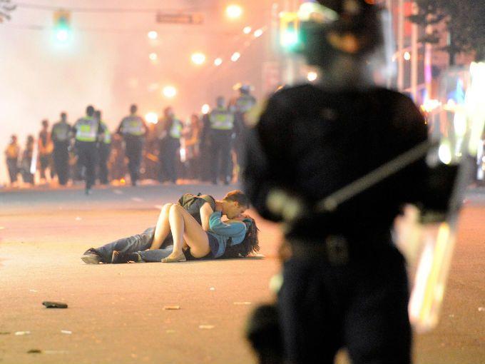 Fotografías que hicieron historia en el 2011