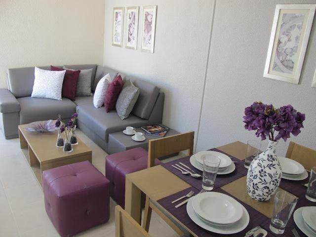 Livingroom ideas for my future home dise o de for Diseno de interiores para casas pequenas
