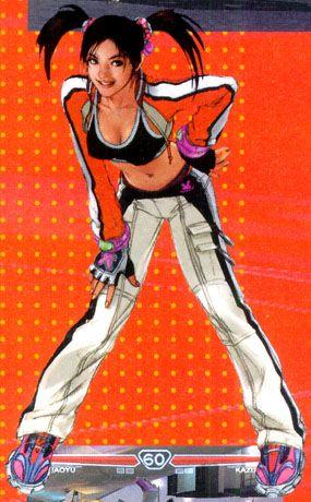 Tekken 4 Bandai Namco Entertainment Tekken 4 Female Characters