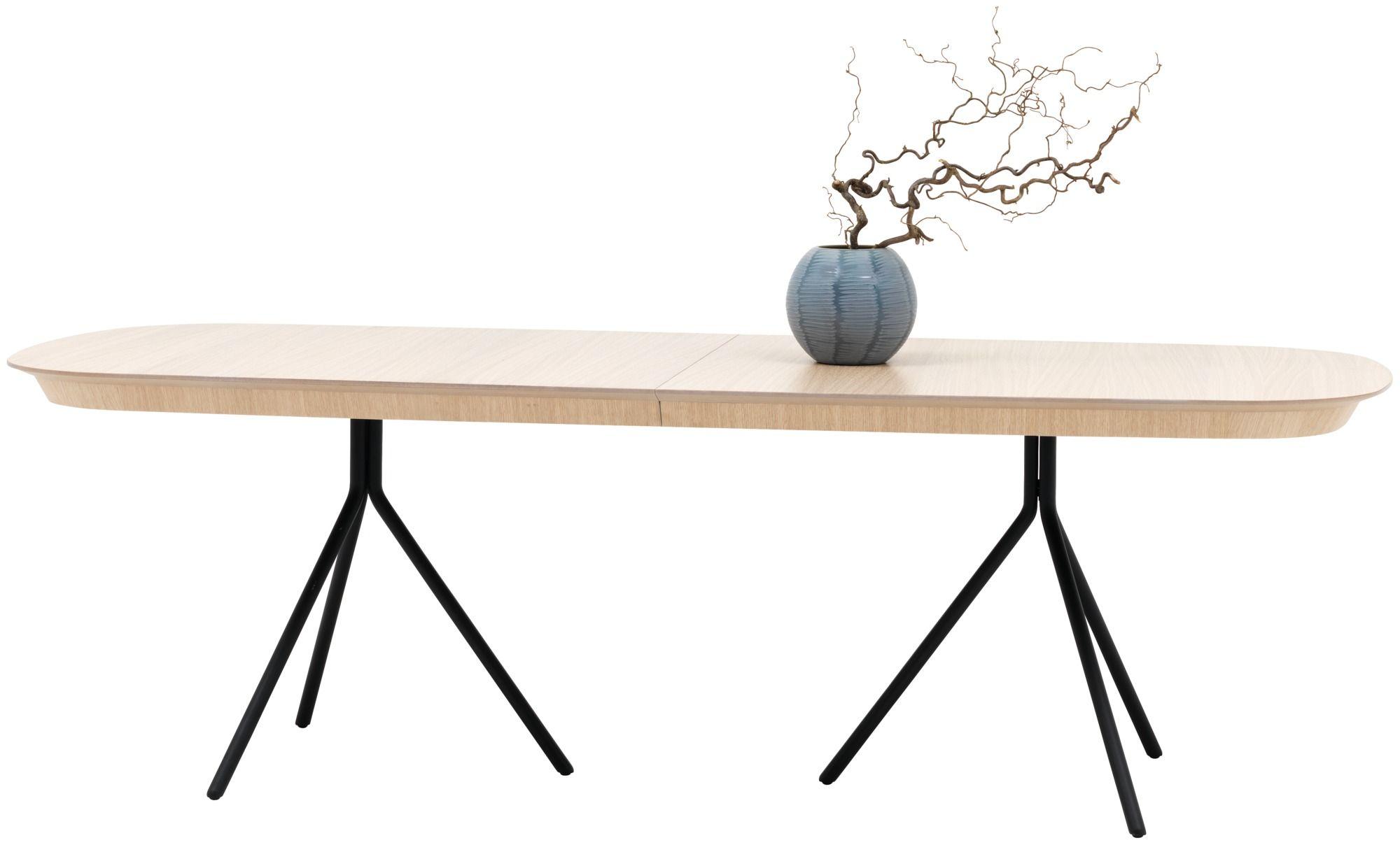 Moderne Spisebord Med Uttrekk Boconcept Table Repas Table Salle A Manger Table A Manger Extensible