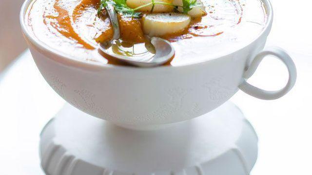Soupe+au+potiron+et+à+la+patate+douce