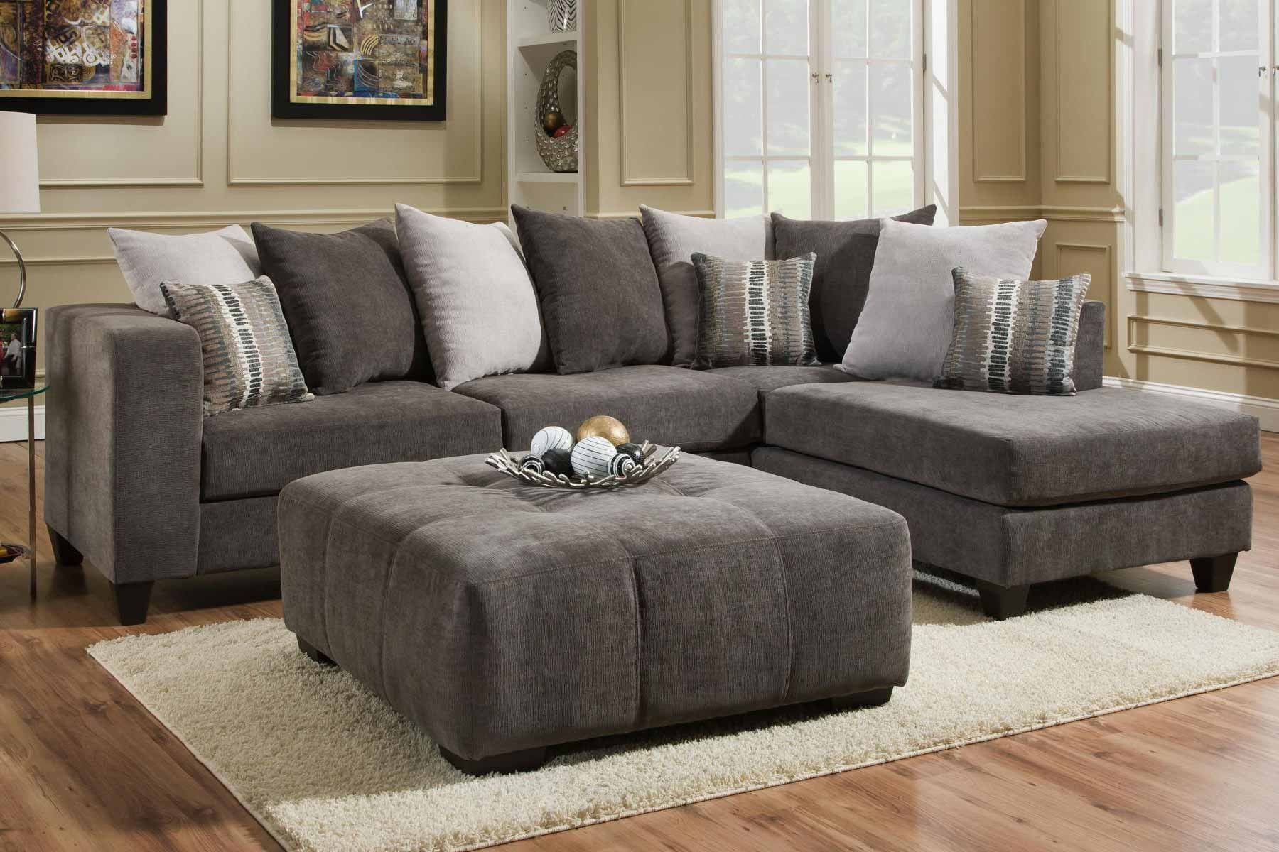 Heavenly Mocha Sectional With Images