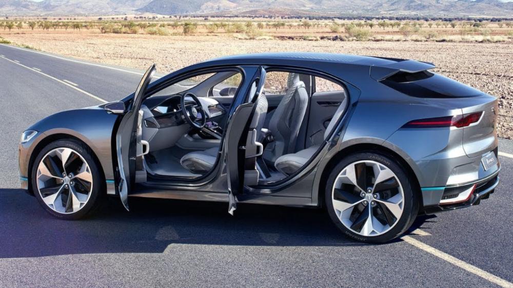 4 Jaguar I Pace Ev4 Unveiled Electric Jaguar Luxury Suv 2020 Jaguar I Pace Price Suv Jaguar