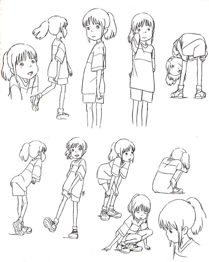 9d8076cc3a0d1b36c01ac84b34008463 Learn How To Draw Character Design References Jpg 736 920 Studio Ghibli Characters Animation Sketches Character Design