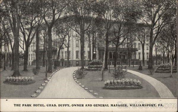 The Park Hotel Park Hotel Williamsport Hotel