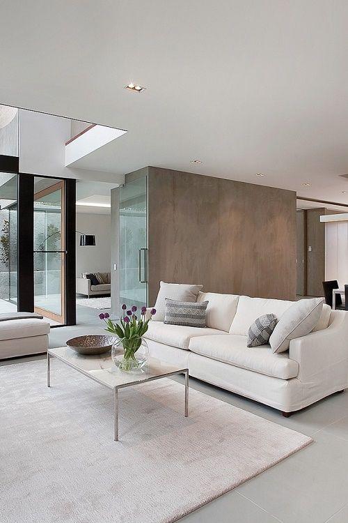 Interior By Steve Domoney. Moderne WohnräumeWohnzimmer  DesignsHalbmondeWohnweltenInnenarchitekturMelbourne AustralienArchitekturInnereContemporary  Interior