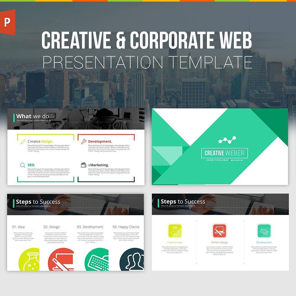 Web Design Development Powerpoint Web Development Design Powerpoint Presentation Web Design
