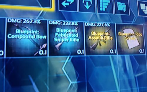 Ark Survival Evolved Powerful Weapon Bundle BPs PvE Xbox One (New - new blueprint ark survival