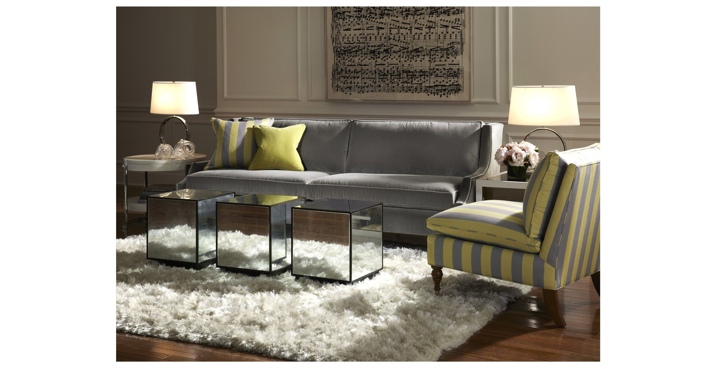 My all time favorite sofa from Mitchell Gold Bob Williams