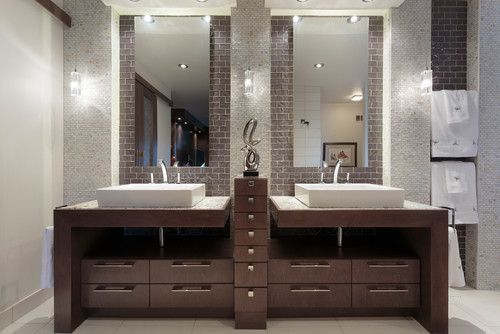 Contemporary Bathroom Design Pictures Remodel Decor And Ideas Page 15 Ideal Bathrooms Bathroom Style Amazing Bathrooms