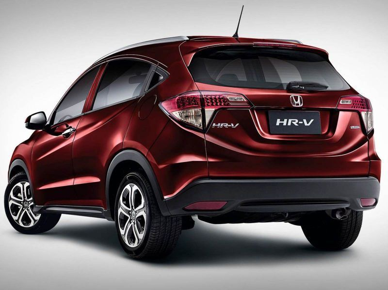 New Honda Hrv But Is Expected That It Will Be Ed By Last Year Variant A 1 8 Liters I Vtec 2017 Release Date Price Start At