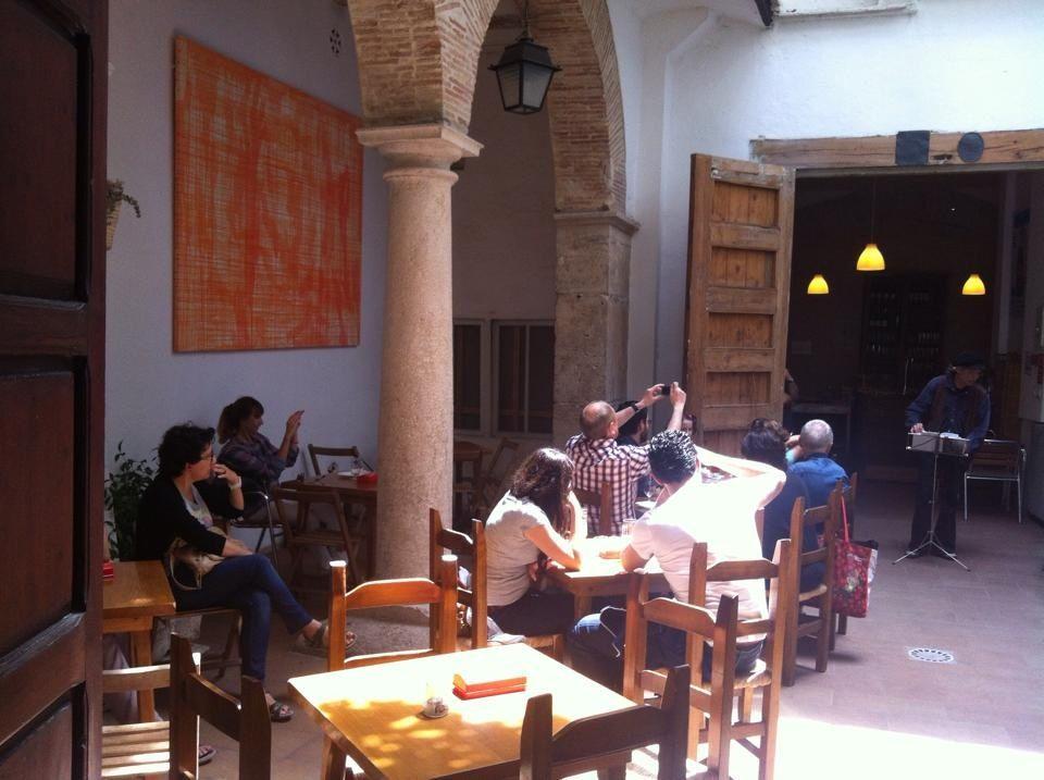 Casa-taller de Juan de Juanes. casa INNSA.  Ruta de los Gremios Medievales organizado por RutaDespilfarroValencia y #CaminArt #Valencia