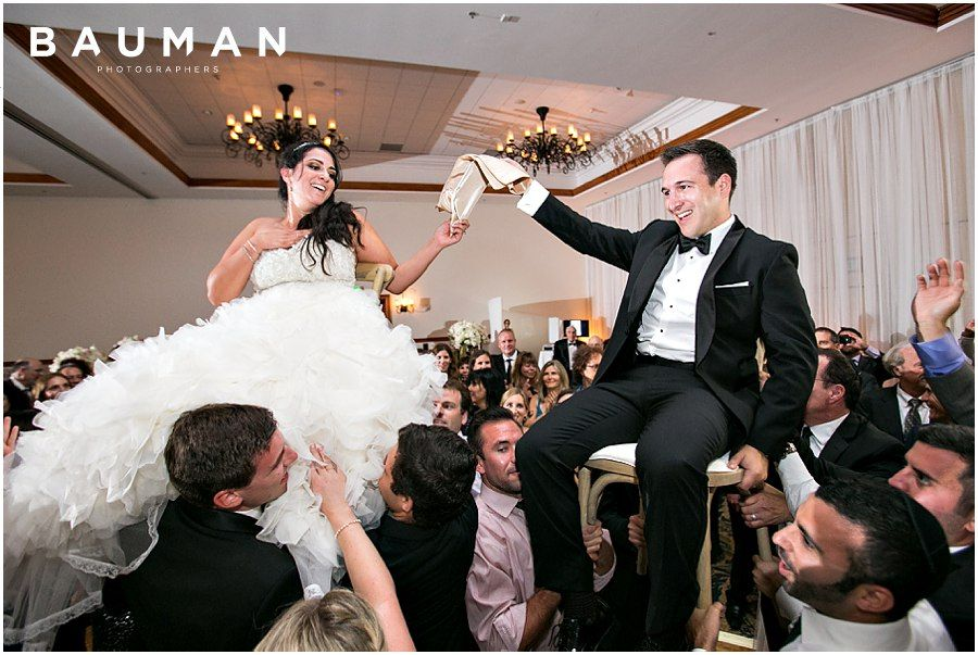Love These Traditional Dances At Jewish Weddings
