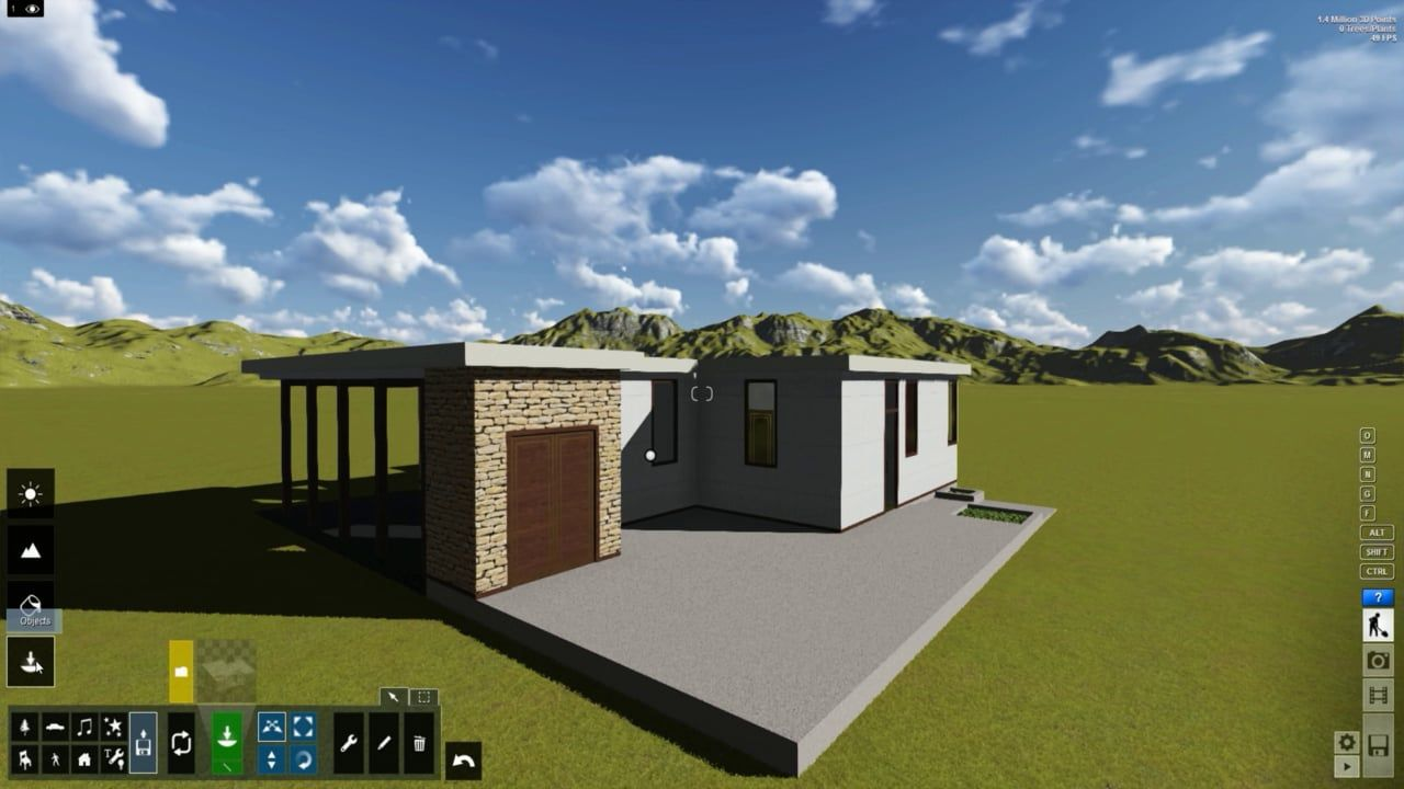 New 'Reload Model'-Lumion Tutorials | ADU - 3D Modeling