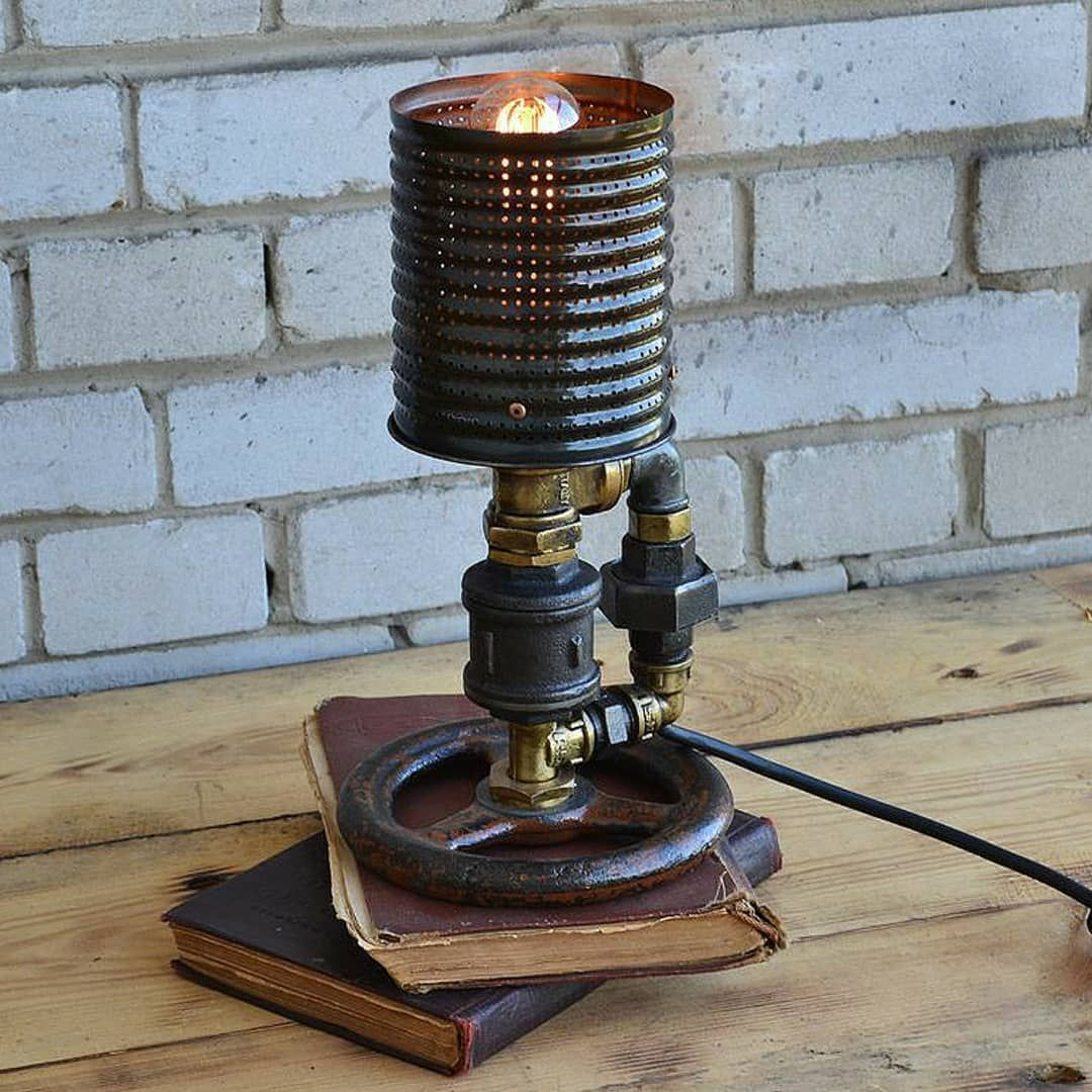 Urban Industrial Lamps Are Hand Crafted With Quality Materials Certified Electrical Components We Pride Ourselves In Our Industrial Lamp Lamp Urban Industrial