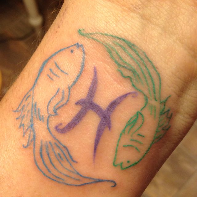 I Let My 16 Yr Old Son Tattoo Me On My 20th Anniversary Of My 29th