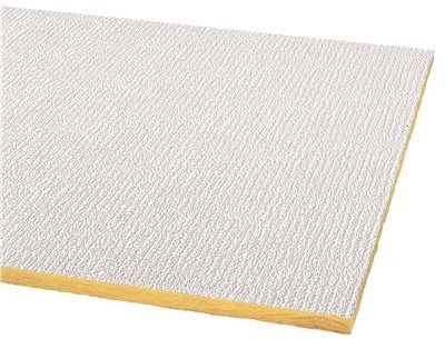 Armstrong Acoustical Ceiling Panel 2907 Shasta Unperforated