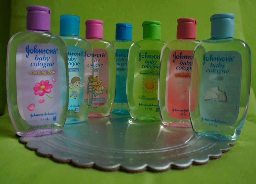 Johnson S Baby Cologne You Pick Scent Regular Heaven Powder