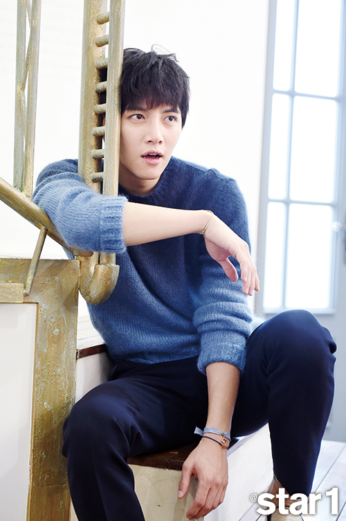 korean actor ji chang wook star1 magazine september 2015