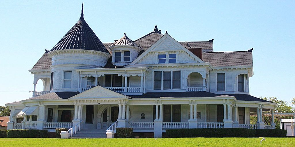 Exterior Color Schemes For Old Victorian House