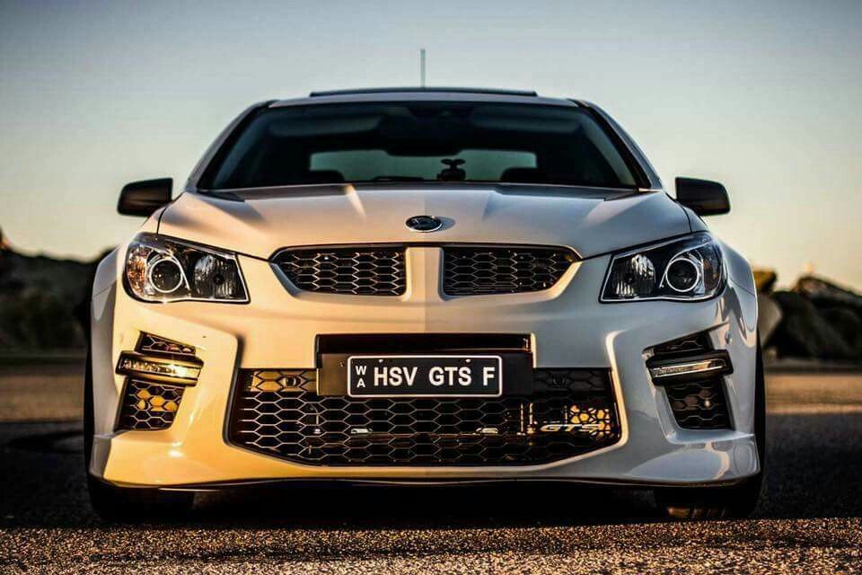 Holden Commodore Hsv Gts Rides Pinterest Cars Muscles And