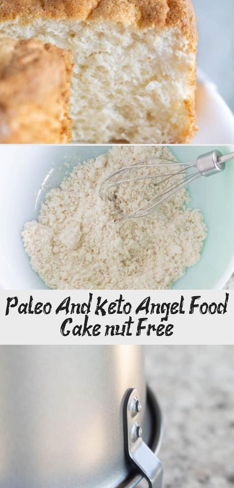 This easy recipe for light and delicate Keto Angel Food ...