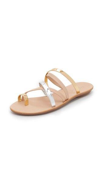 Loeffler Randall Sarie Flat Sandals