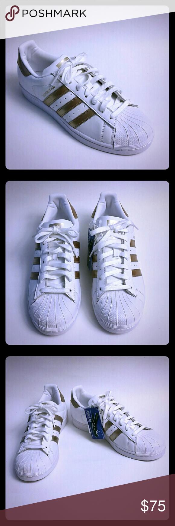 Adidas Superstar Sneakers-Ortholite