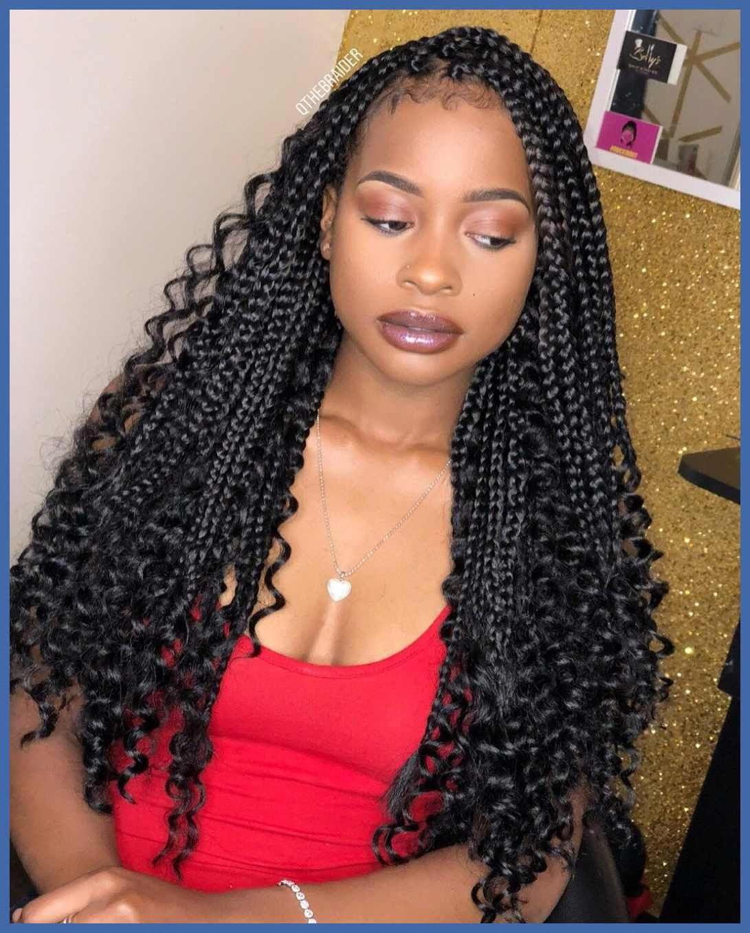 43 Cool Blonde Box Braids Hairstyles To Try With Images Box