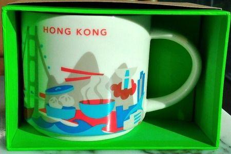 Are City Hong Here KongYou Series Mugs Starbucks nmN80Ovw