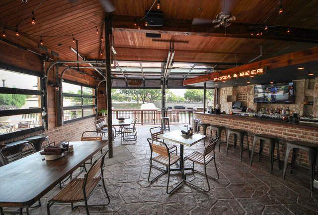 glass garage doors restaurant. The Coolest Bars And Restaurants In Town. Glass Garage Door Doors Restaurant