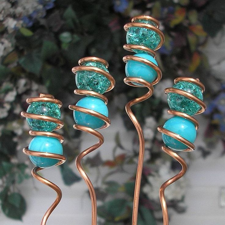21 Great Copper Decoration Ideas   Diy garden projects ...